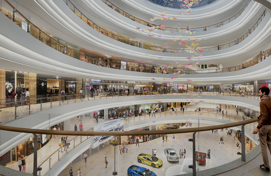 What Features should you Look Out for in An Amazing Shopping Mall