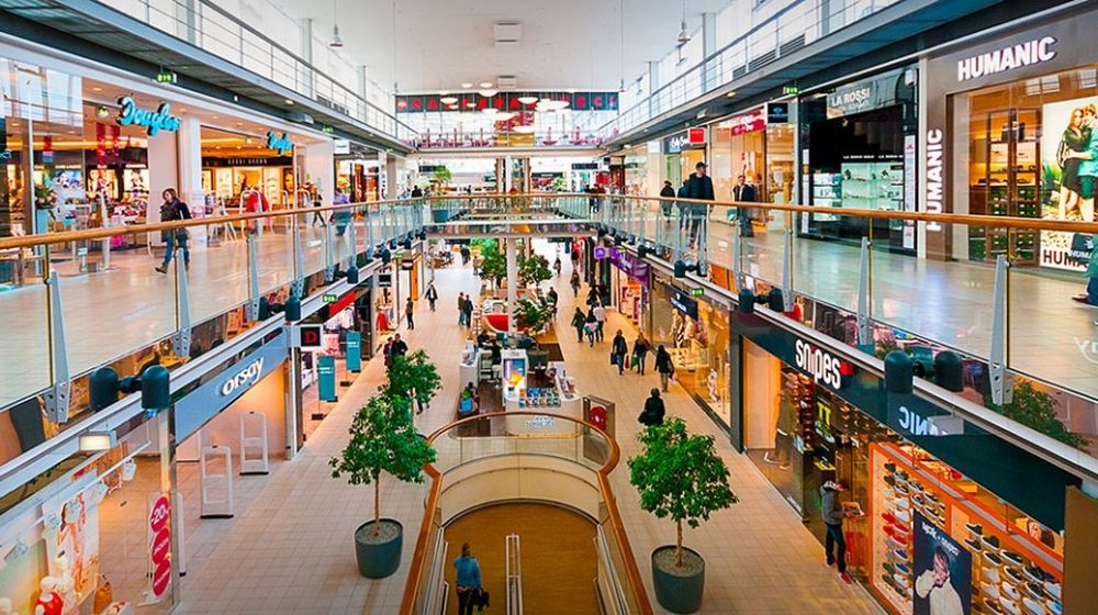Which is best shopping malls in Pakistan