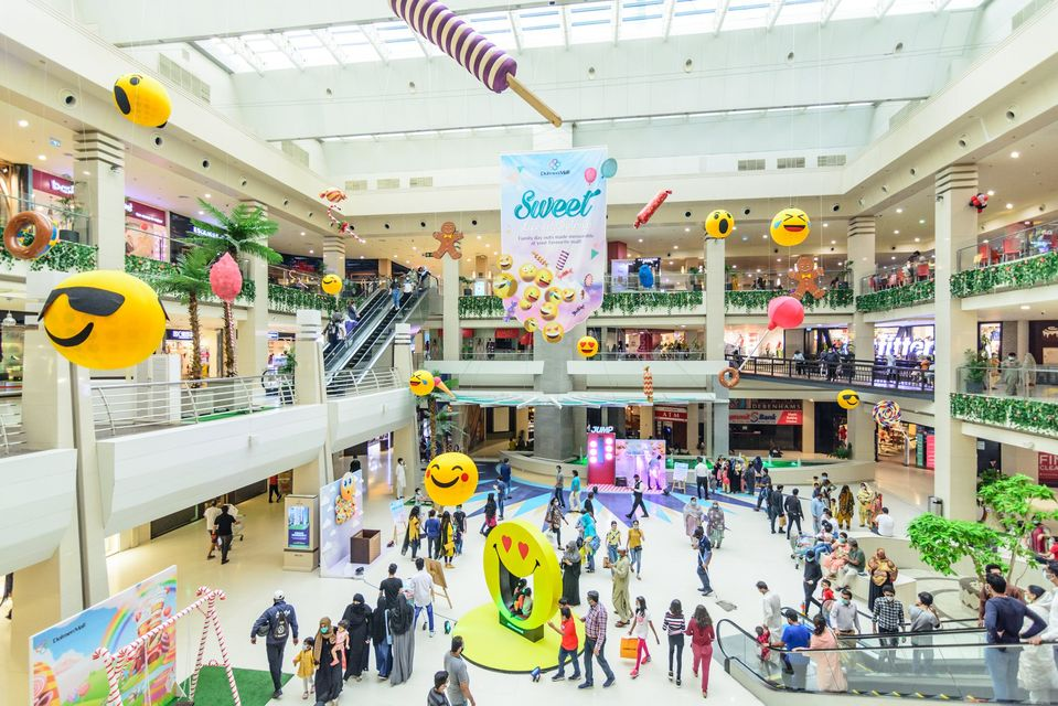 biggest shopping centre in Pakistan